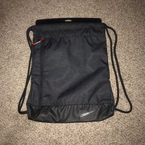 NWT Nike Drawstring Bag